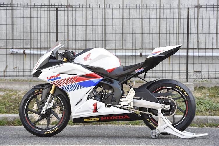 """Moto the thao Honda CBR250RR """"chay san"""" co gi moi?-Hinh-2"""