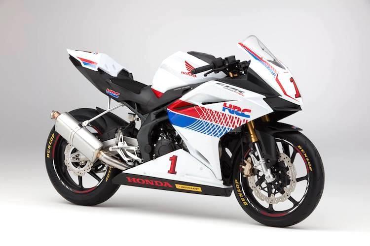 """Moto the thao Honda CBR250RR """"chay san"""" co gi moi?"""