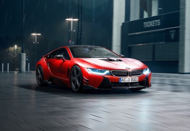 BMW i8 tang chat the thao voi goi do AC Schnitzer-Hinh-6