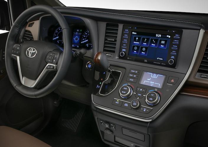 """Minivan gia dinh Toyota Sienna 2018 co gi """"hot""""?-Hinh-3"""
