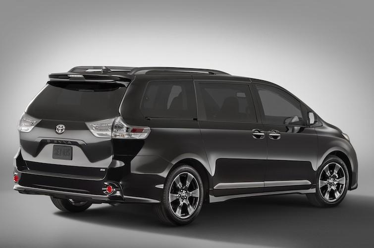 """Minivan gia dinh Toyota Sienna 2018 co gi """"hot""""?-Hinh-5"""