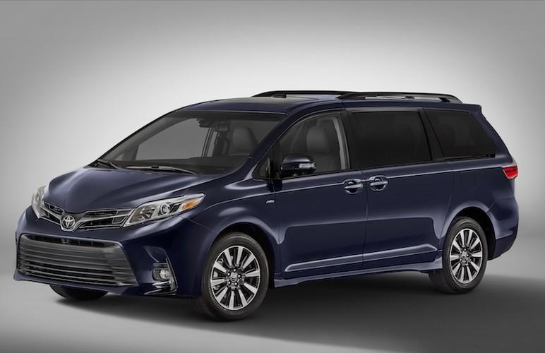 """Minivan gia dinh Toyota Sienna 2018 co gi """"hot""""?-Hinh-6"""