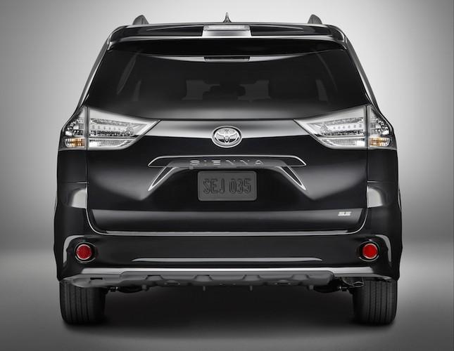"""Minivan gia dinh Toyota Sienna 2018 co gi """"hot""""?-Hinh-7"""