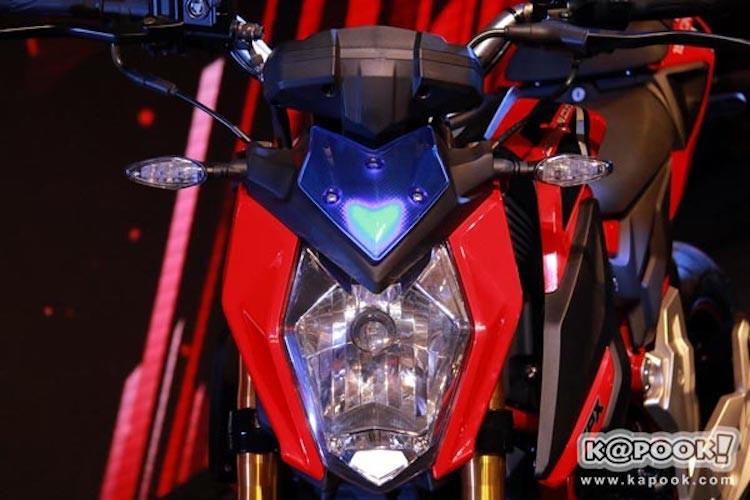 """Ducati Monster """"nhai"""" ra mat ban 150cc gia 38 trieu dong-Hinh-2"""