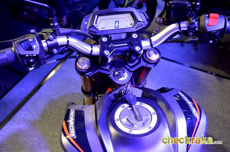 """Ducati Monster """"nhai"""" ra mat ban 150cc gia 38 trieu dong-Hinh-3"""