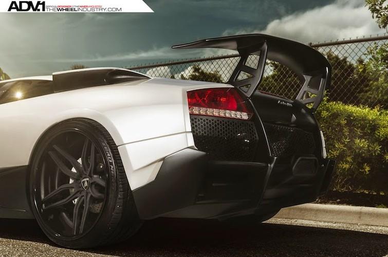 Lamborghini Murcielago SV dang cap voi mam do 272 trieu-Hinh-4
