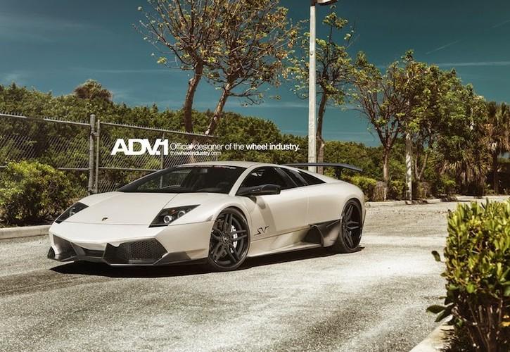 Lamborghini Murcielago SV dang cap voi mam do 272 trieu