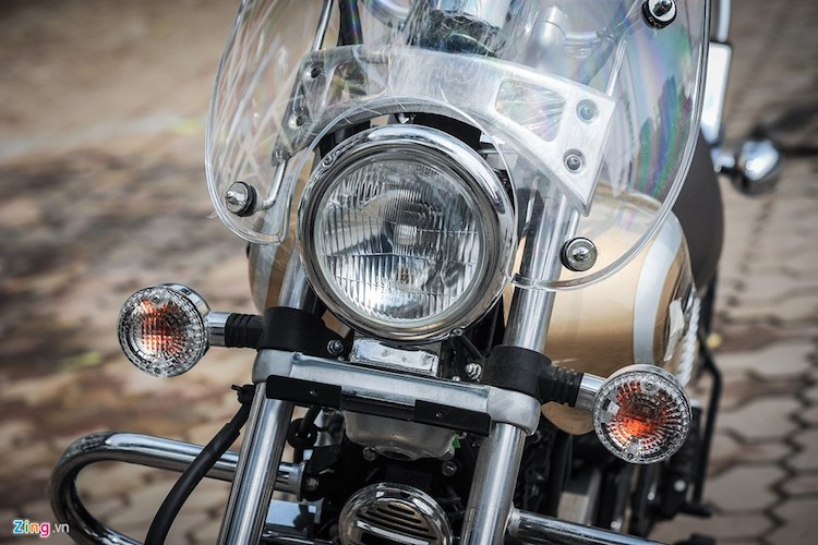 Moto PKL Bajaj Avenger gia chi hon 60 trieu tai Ha Noi-Hinh-3