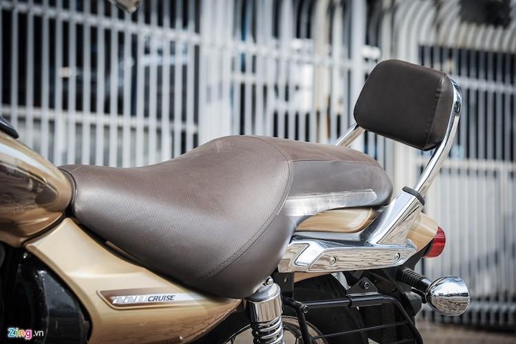 Moto PKL Bajaj Avenger gia chi hon 60 trieu tai Ha Noi-Hinh-8