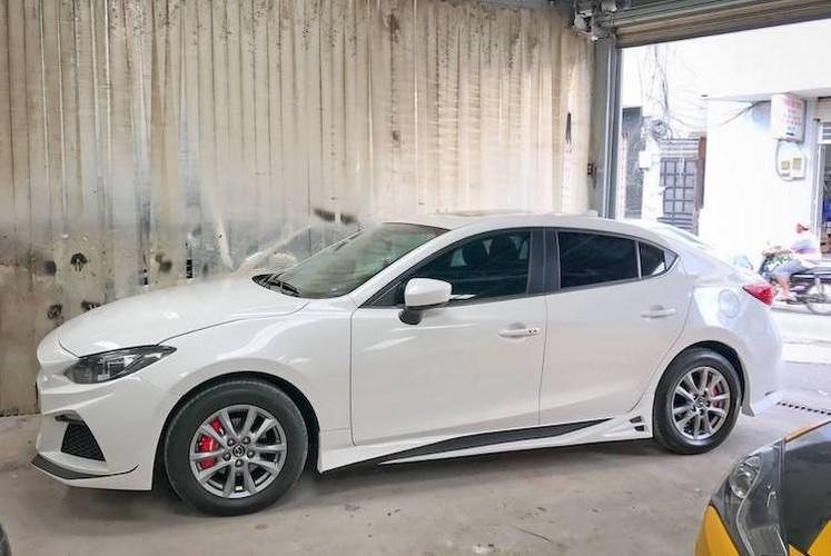 "Mazda 3 do bodykit ""made in VN"" hang doc tai Sai Gon-Hinh-2"