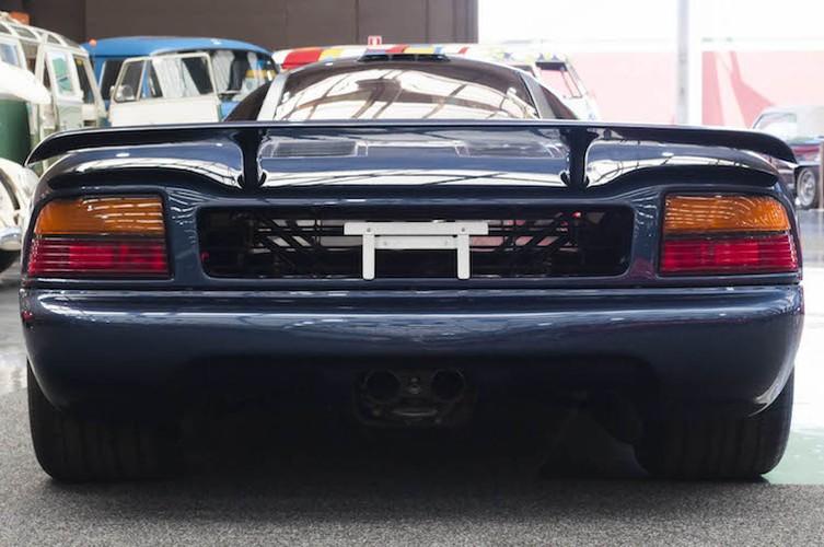 Sieu xe Jaguar XJR15 hiem nhat The gioi gia 17 ty dong-Hinh-9