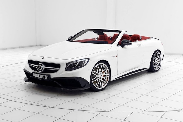 "Mercedes-AMG S63 Cabriolet ""trang Ngoc Trinh"" gia 9,29 ty"