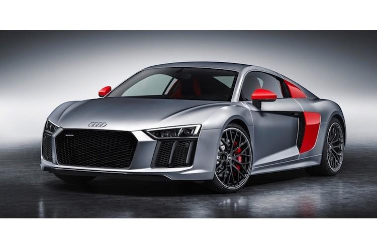 Sieu xe Audi R8 Audi Sport Edition dac biet gia 4,4 ty