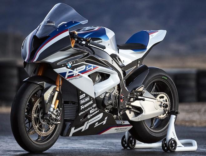"""Ngam sieu moto BMW HP4 Race """"khung"""" nhat The gioi-Hinh-2"""