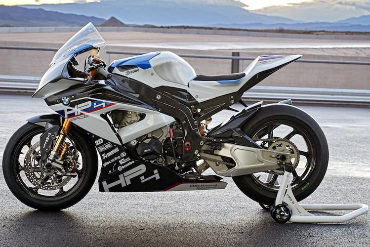 """Ngam sieu moto BMW HP4 Race """"khung"""" nhat The gioi-Hinh-3"""