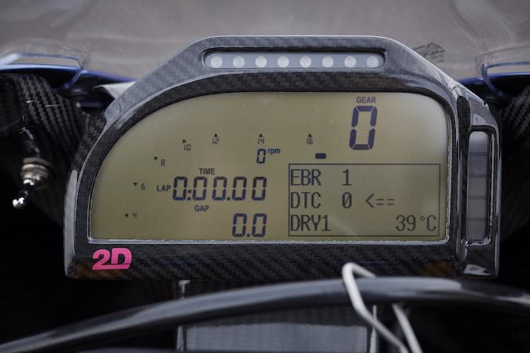 """Ngam sieu moto BMW HP4 Race """"khung"""" nhat The gioi-Hinh-5"""