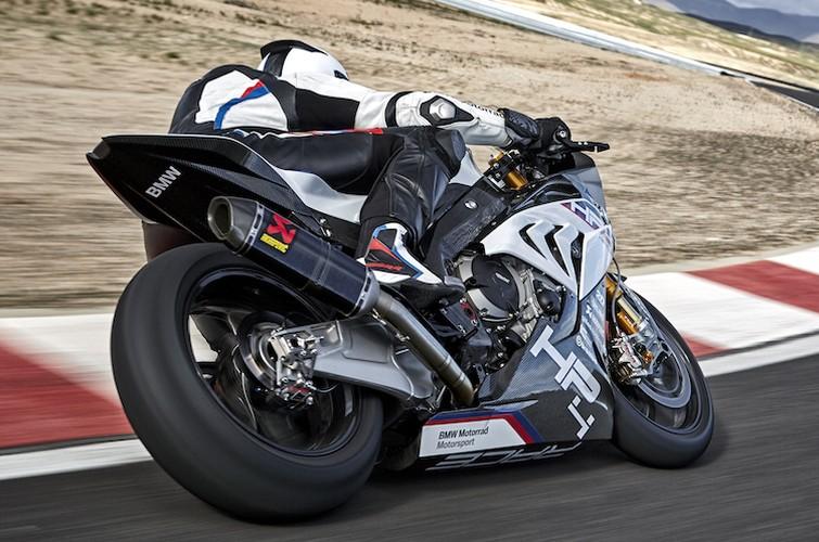 """Ngam sieu moto BMW HP4 Race """"khung"""" nhat The gioi-Hinh-7"""