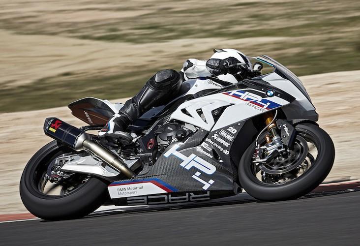"""Ngam sieu moto BMW HP4 Race """"khung"""" nhat The gioi-Hinh-8"""