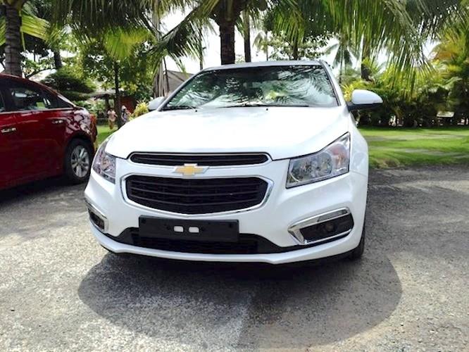 Chevrolet Trax e tham, Chevrolet Cruze ban chay... van thua Mazda 3-Hinh-12