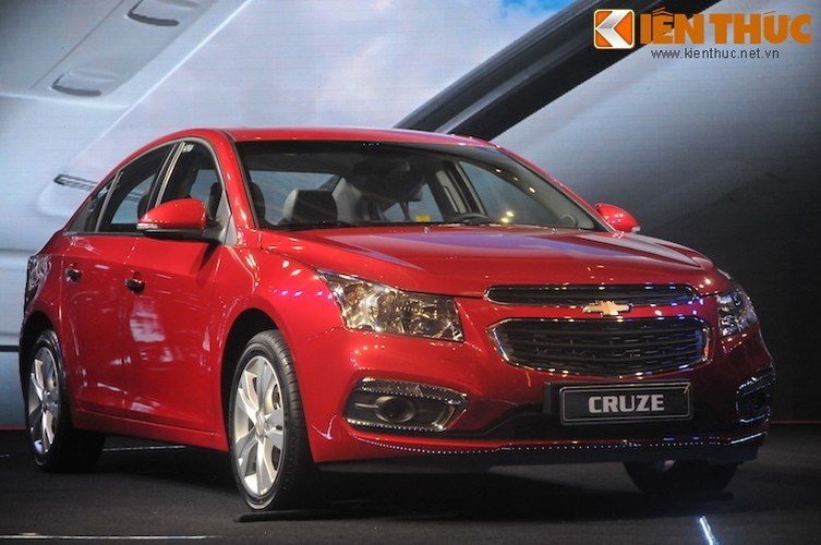 Chevrolet Trax e tham, Chevrolet Cruze ban chay... van thua Mazda 3-Hinh-2