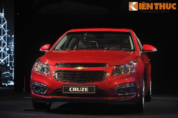 Chevrolet Trax e tham, Chevrolet Cruze ban chay... van thua Mazda 3-Hinh-4