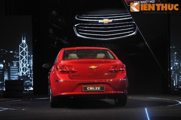 Chevrolet Trax e tham, Chevrolet Cruze ban chay... van thua Mazda 3-Hinh-5