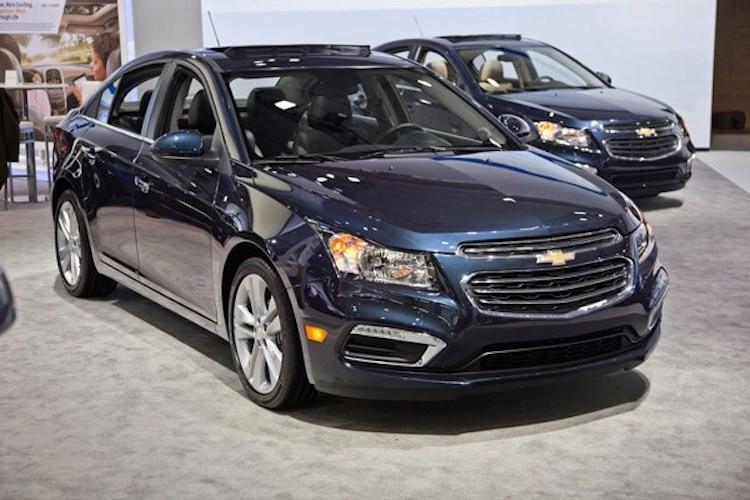 Chevrolet Trax e tham, Chevrolet Cruze ban chay... van thua Mazda 3-Hinh-6