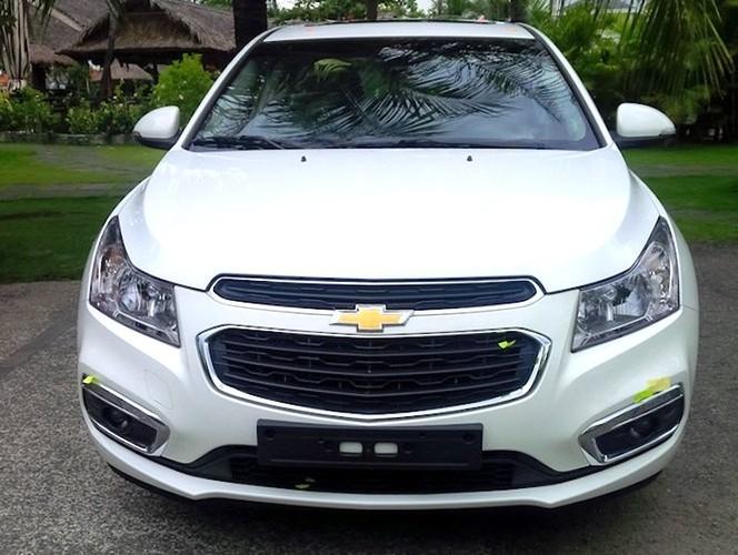 Chevrolet Trax e tham, Chevrolet Cruze ban chay... van thua Mazda 3-Hinh-9
