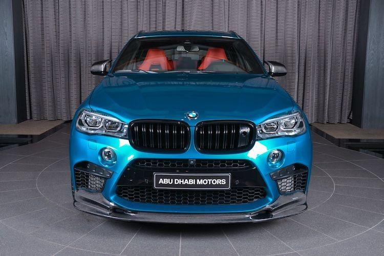 "Dan choi A Rap do ""full option"" sieu SUV BMW X6M-Hinh-2"