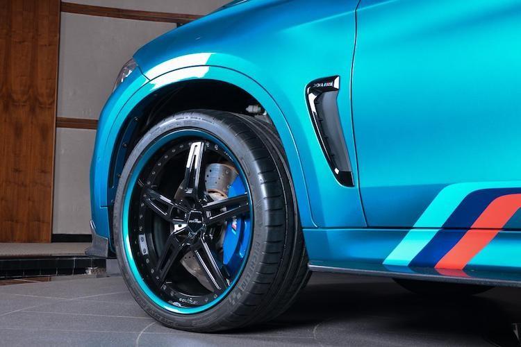 "Dan choi A Rap do ""full option"" sieu SUV BMW X6M-Hinh-5"