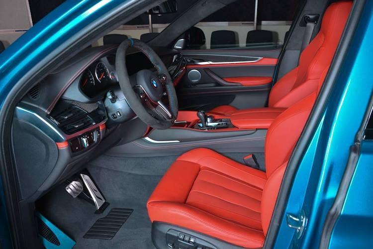 "Dan choi A Rap do ""full option"" sieu SUV BMW X6M-Hinh-7"