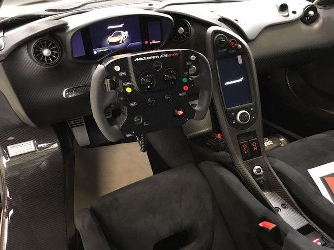 """Sieu xe dua McLaren P1 GTR """"den thui lui"""" gia 82 ty-Hinh-4"""