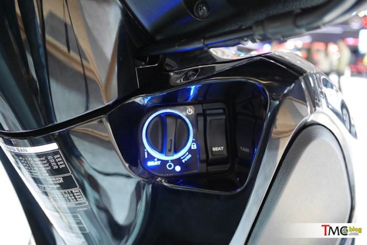 Honda ra mat SH150i ABS 2017 gia 76 trieu tai Indonesia-Hinh-7