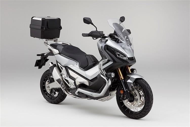 "Xe tay ga ""phuot"" Honda X-ADV thet gia 246 trieu dong-Hinh-14"