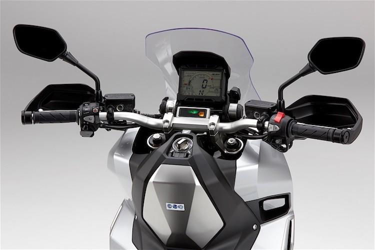 "Xe tay ga ""phuot"" Honda X-ADV thet gia 246 trieu dong-Hinh-5"