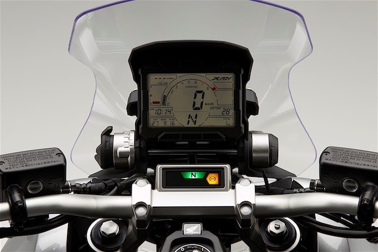 "Xe tay ga ""phuot"" Honda X-ADV thet gia 246 trieu dong-Hinh-6"