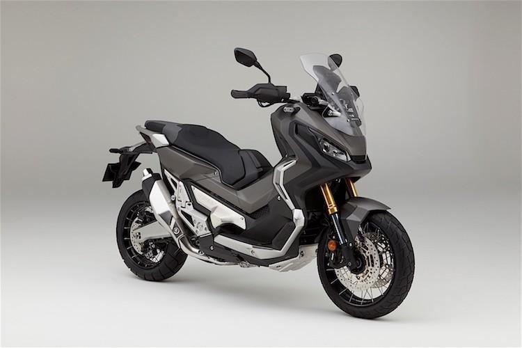 """Xe tay ga """"phuot"""" Honda X-ADV thet gia 246 trieu dong"""