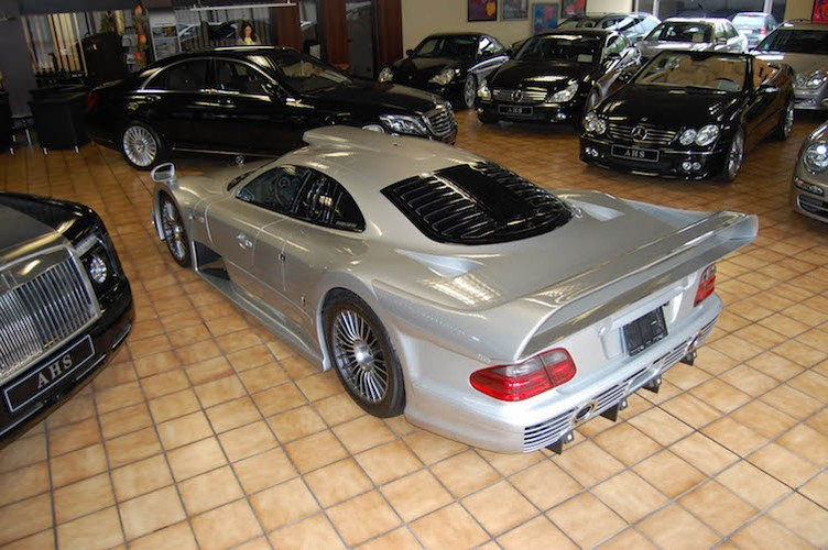 "Sieu xe Mercedes ""khung"" nhat The gioi gia 61 ty dong-Hinh-4"