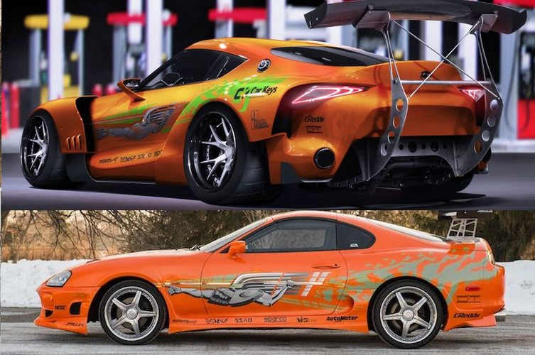 """Dan xe The Fast and the Furious 1 """"hoi sinh"""" the he moi-Hinh-5"""