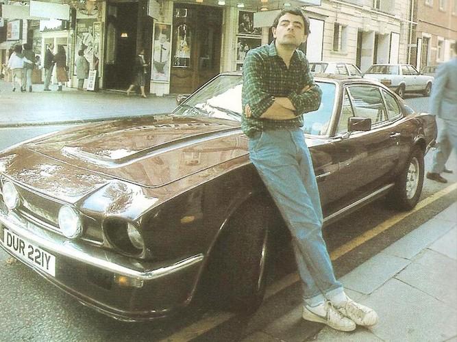 """""""Mr.Bean"""" rao ban Aston Martin Vantage co gia 5,28 ty"""