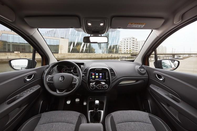 """Renault Captur moi co gi de """"ha do van"""" Ford EcoSport?-Hinh-4"""