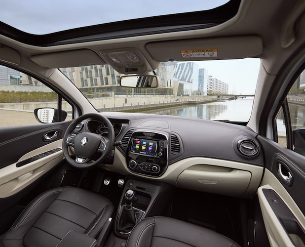 """Renault Captur moi co gi de """"ha do van"""" Ford EcoSport?-Hinh-6"""
