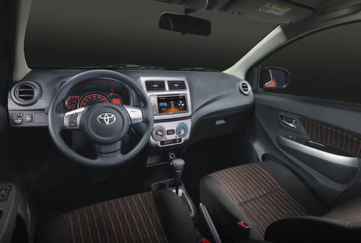 "Hatchback Toyota Wigo 2017 ""sieu re"" gia 240 trieu dong-Hinh-4"