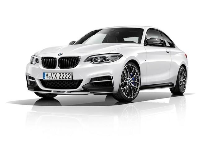 BMW 2 Series phien ban 2018 da co ban dac biet