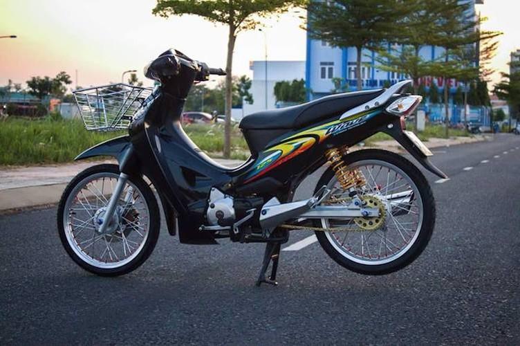 """Dan choi Long An """"do kieng"""" Honda Wave 125 sieu chat-Hinh-6"""