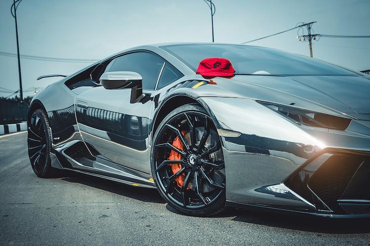 "Lamborghini Huracan khung nhat Viet Nam len bao ""Tay""-Hinh-2"
