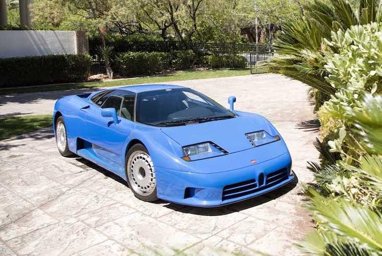 """""""Tien boi"""" cua sieu xe Bugatti Chiron co gia 17 ty dong"""