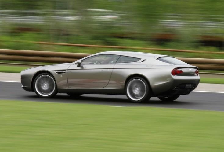 """Diem danh loat sieu xe """"hang thua"""" Aston Martin Zagato-Hinh-10"""