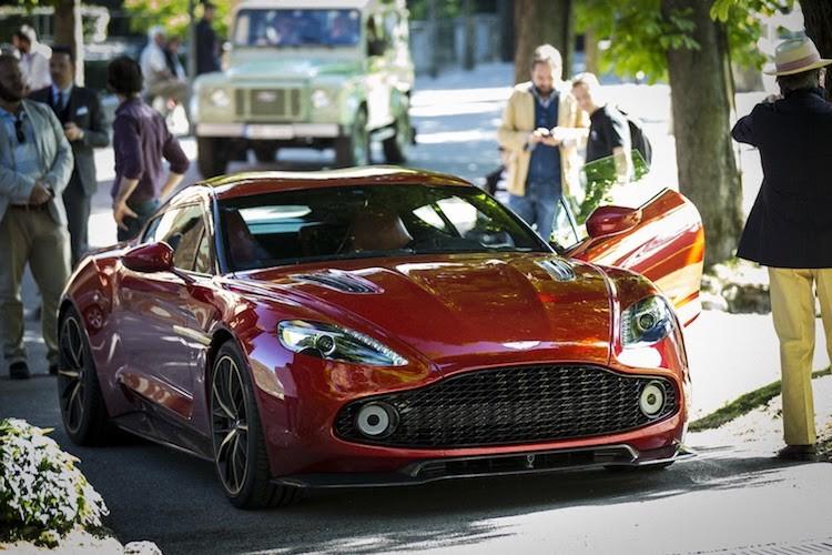 "Diem danh loat sieu xe ""hang thua"" Aston Martin Zagato"