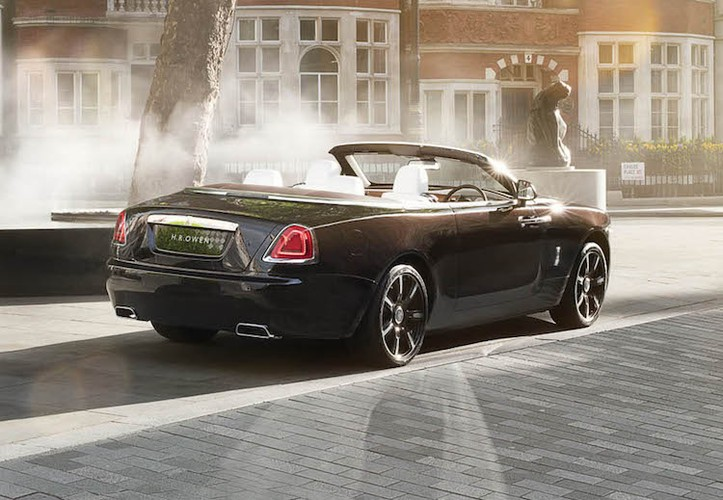 "Chi tiet mui tran ""sieu sang chanh"" Rolls-Royce Dawn Mayfair-Hinh-3"